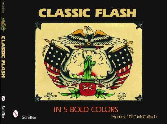 Classic Flash in 5 Bold Colors By Mcculloch, Jeromey